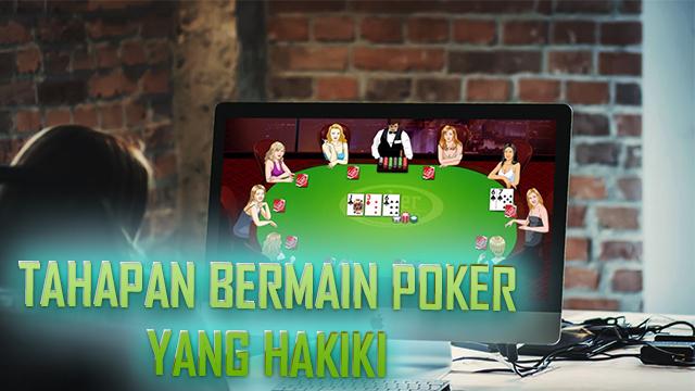 Langkah Mencegah Terjadinya Kegagalan Dalam Poker Online